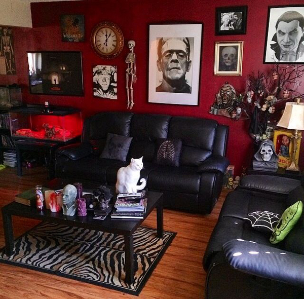 13 Dramatic Gothic Room Design Ideas Home Design And