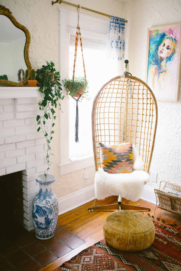Gorgeous Bohemian Home With Stories Behind Home Design