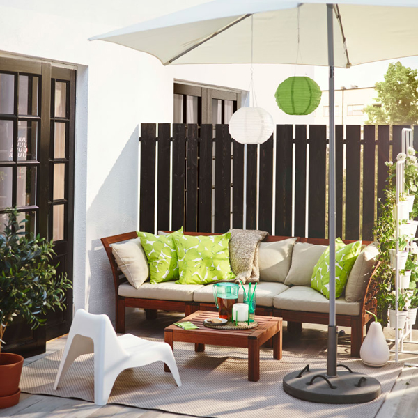 ikea garden furniture 27 Relaxing IKEA Outdoor Furniture For Holiday Every Day