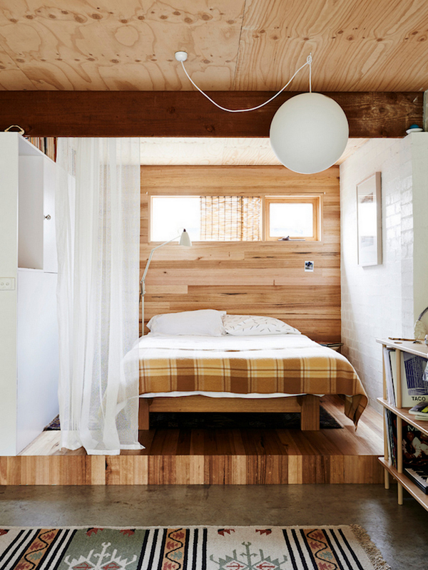 20 Interesting Decorating Ideas With Plywood Interior