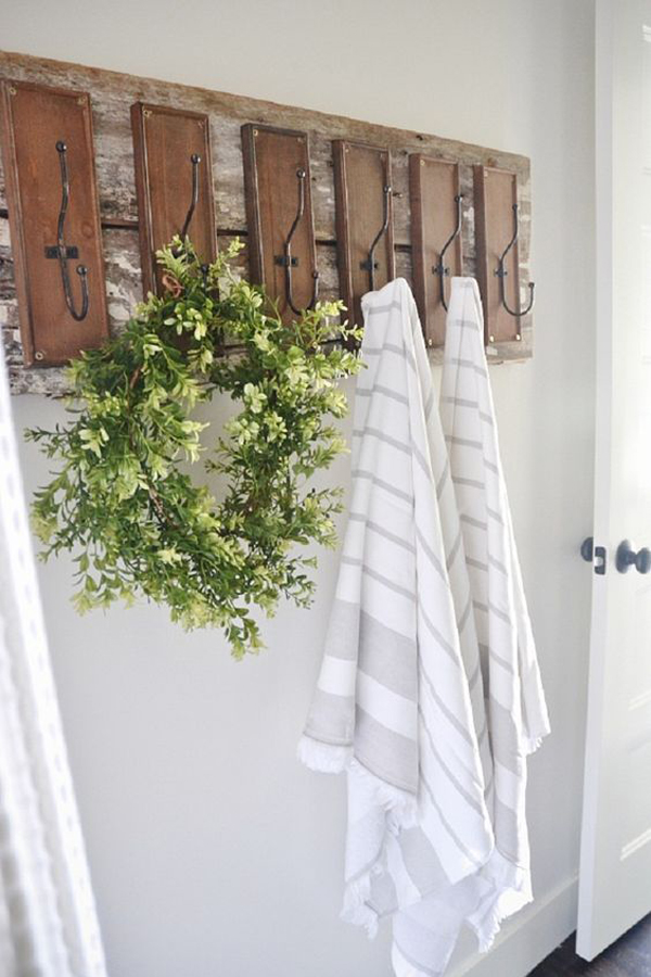 Diy Rustic Bathroom Ideas With Natural Elements Home