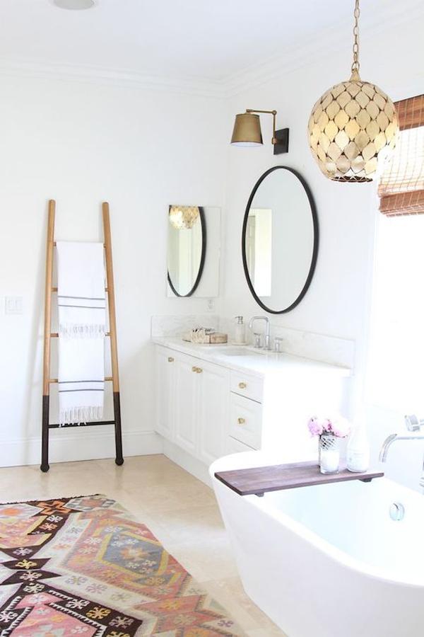 20 Chic And Minimalist Boho Bathroom Design Ideas Home