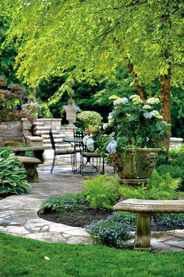 20 Inspiring Spring Backyard To Soothing Your Mind ... on Stunning Backyards  id=74538