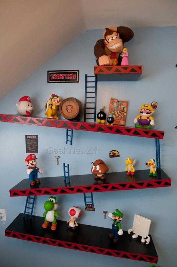 While they started out with simple dots on a screen, they've evolved into incredibly realistic, immersive worlds. 25 Most Adorable Room Ideas With Video Game Theme ...