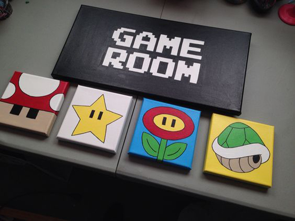 Since march 2020, we've worked, learned, and possibly even dated from home. 25 Most Adorable Room Ideas With Video Game Theme ...