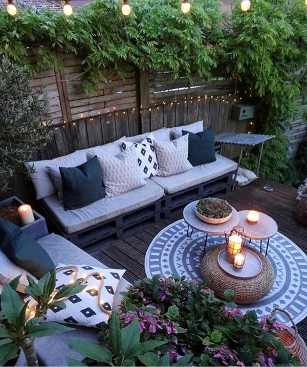 42 Coziest Outdoor Reading Nook Ideas For Your Relaxing ... on Backyard Nook Ideas id=61297