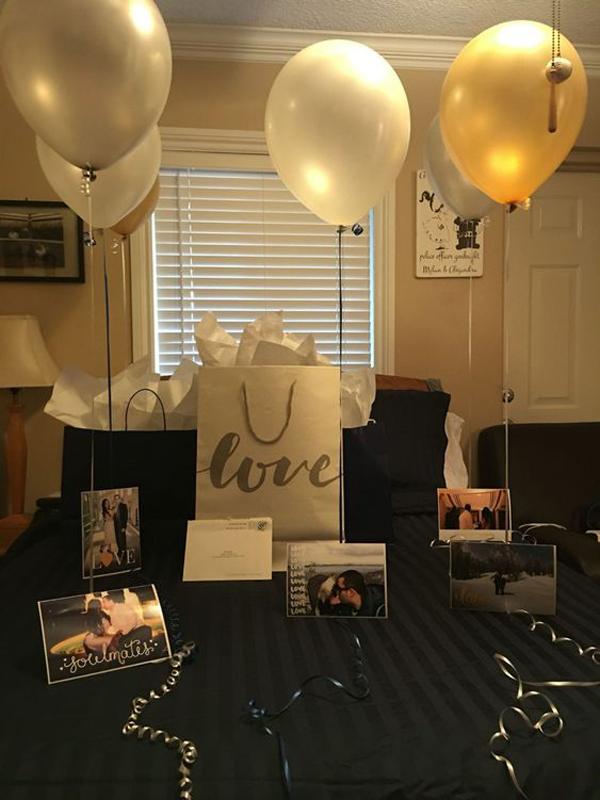27 Romantic Birthday Bedrooms To Surprise Your Boyfriends ...