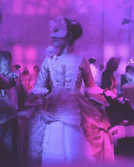 grand bal masque de versailles kamel ouali 2016 orangerie princesse costume