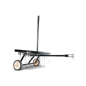 Agri-Fab-40-Inch-Tine-Tow-Dethatcher