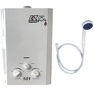 EZ-101-Tankless-Water-Heater