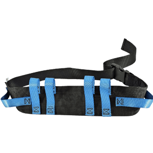 Gait-Belt-with-Handles-and-Quick-Release-Plastic-Buckle