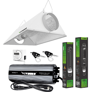 VIVOSUN-Hydroponic-600-Watt-HPS-MH-Grow-Light-Air-Cooled-Reflector-Kit-