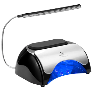 USpicy-48W-LED-UV-Nail-Dryer-Nail-Lamp-for-Gel-Polishes-with-Automatic-Sensor,-Pull-down-Cover