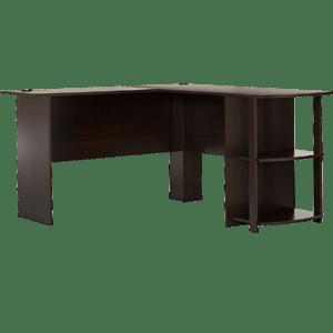 Ameriwood-Home-Dakota-L-Shaped-Desk-with-Bookshelves-Espresso