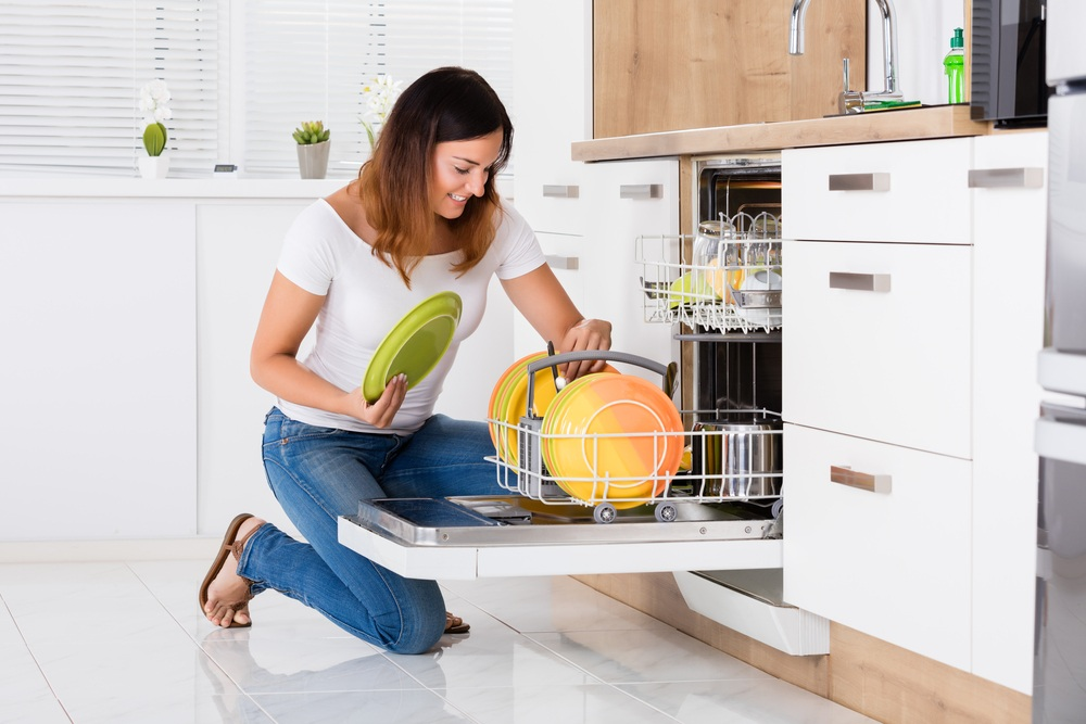 Arranging the Kitchen