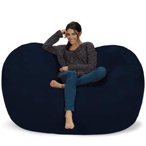 Chill-Sack-Bean-Bag-Chair-Huge-6-Memory-Foam-Furniture-Bag