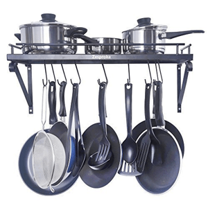 ZESPROKA-Kitchen-Wall-Pot-Pan-Rack