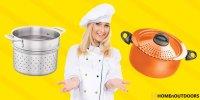 Top 10 Best Pasta Pots – In-depth Guide & Reviews 2019!