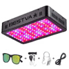 BESTVA 1000W LED Grow Light Full