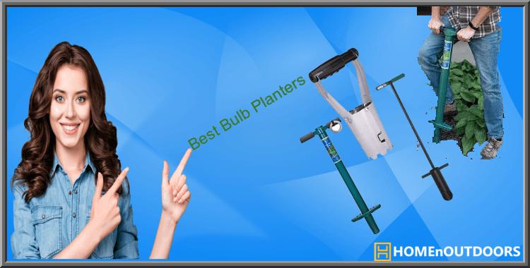 Wooden Handle Carbon Steel Body Small Garden Bulb /& Plug Plant Planter Dibber