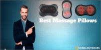 Top 10 Best Massage Pillows  Reviews – Smart Selections in 2019