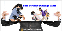 Top 10 Best Portable Massage Chair 2020 – Reviewed By Experts