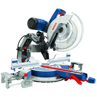 Bosch Compound Miter Saw GCM12SD - 120-Volt