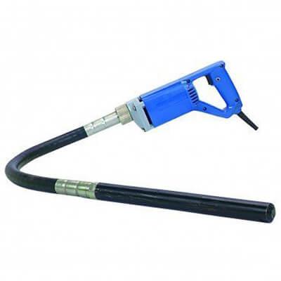 3/4 HP Concrete Vibrator 13,000 vibrations per min