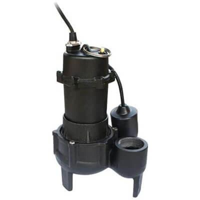 Wilo 2708302 WCC17-20.50 115-volt Sewage