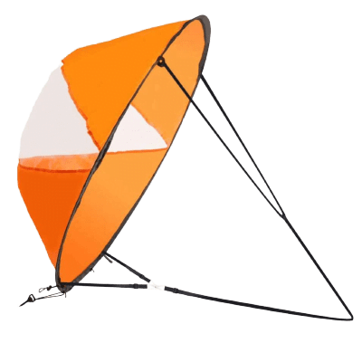 VGEBY1 Wind Sail, PVC Foldable Board Wind Sail