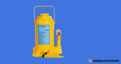 What you need to do before using a hydraulic bottle jack
