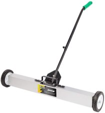 TUFFIOM 36inch Rolling Magnetic Pick Up Sweeter