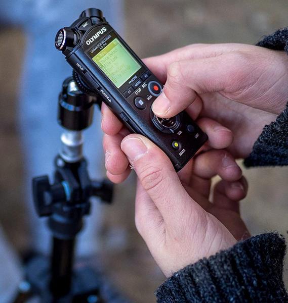 Olympus LS-P4 Aufnahmegerät