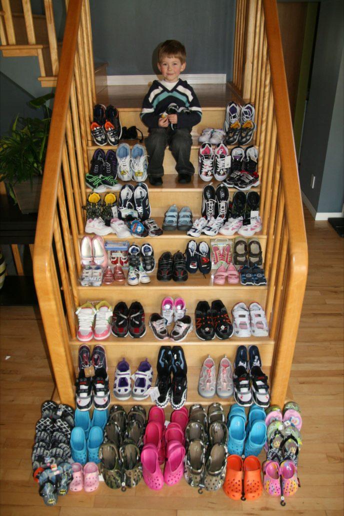 Shoe Party - Vaughn