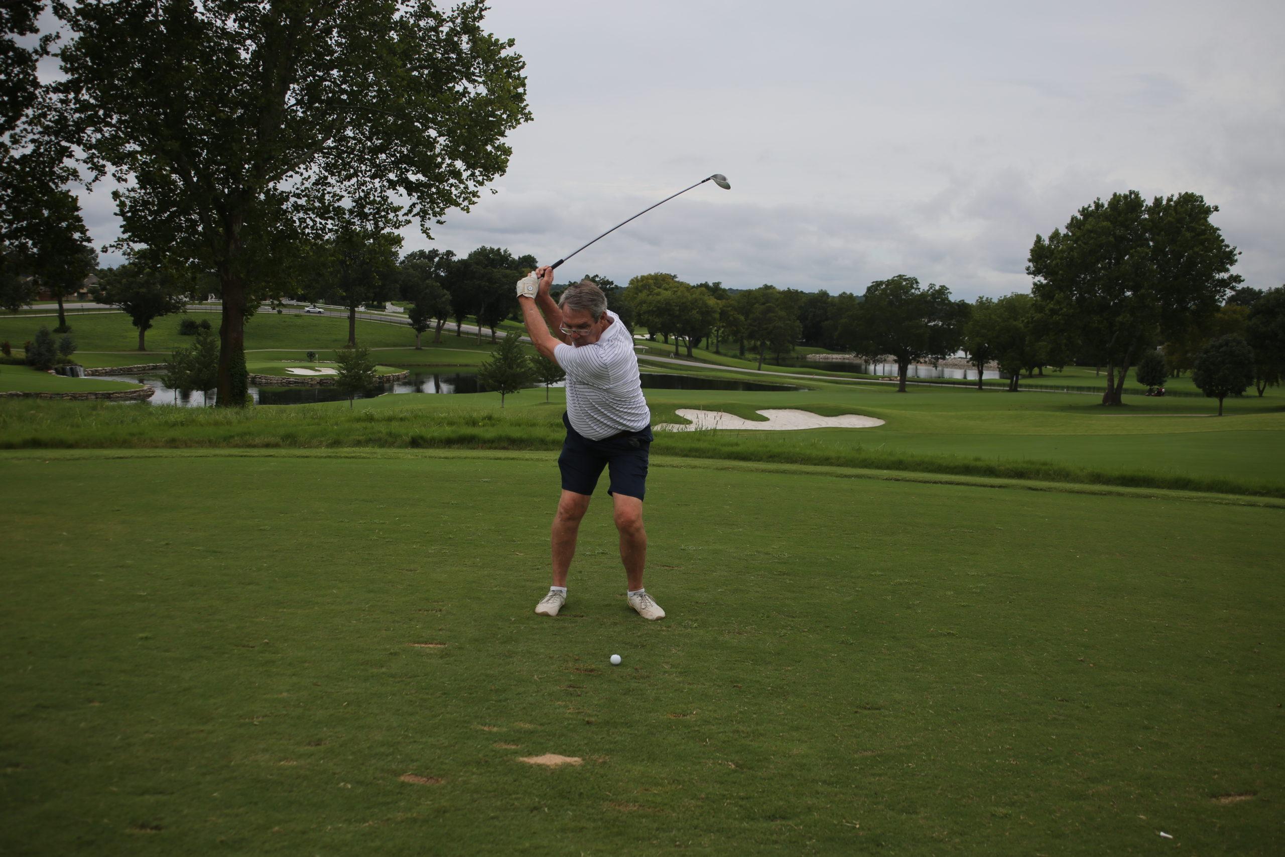 Golf Team Mary Moore