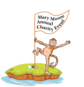 Mary Moore Monkey Golf Hole