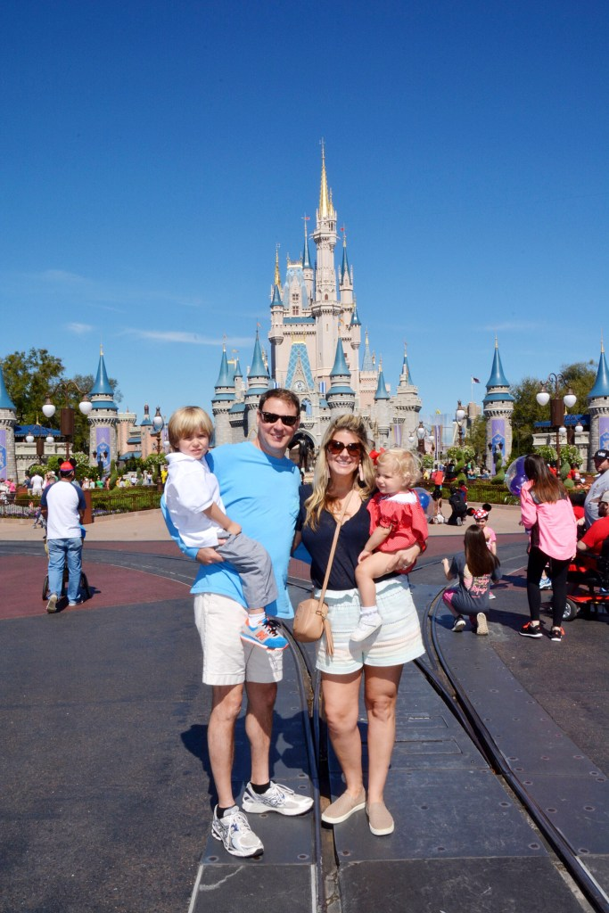 Everything You Need to Know to Plan A Trip to Disney World with Toddlers