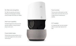 Konkurrenz für Amazon Echo von Google