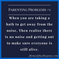 Parent Problems #1