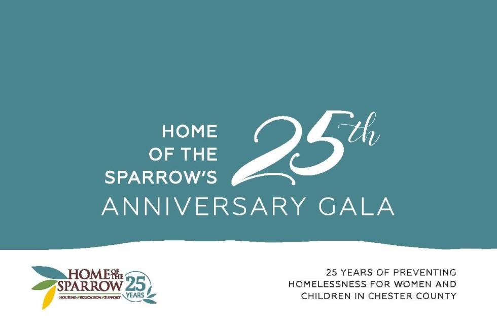 Home Of The Sparrow's 25th Anniversary Gala