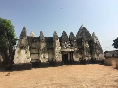 Larabanga Moschee