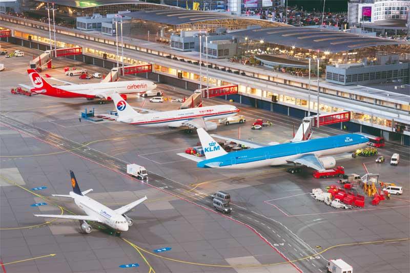 Flughafen Knuffingen