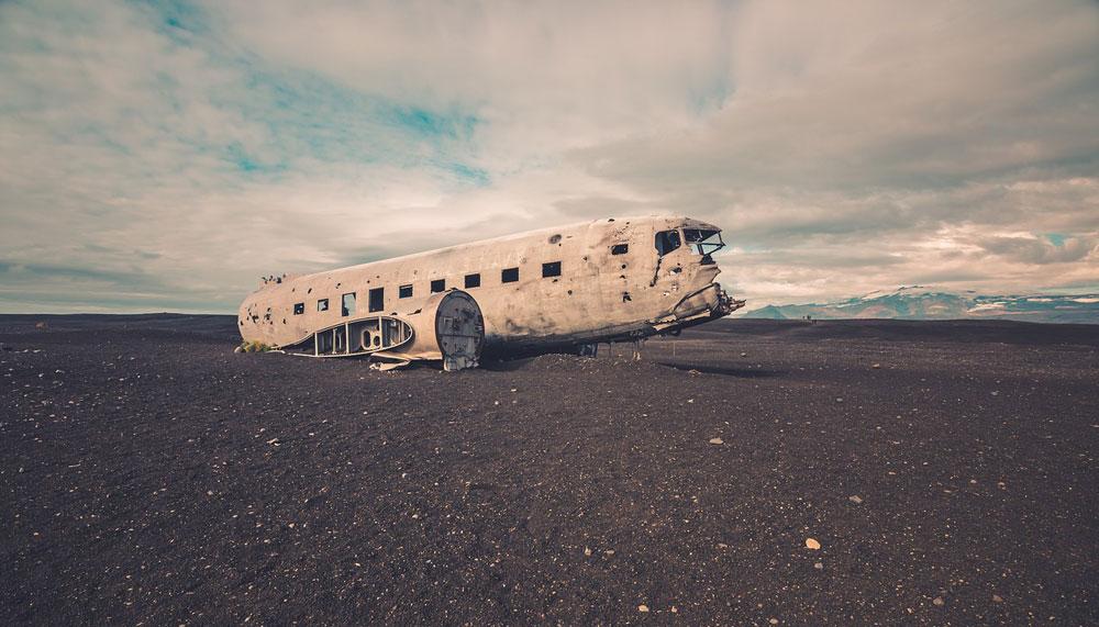Karte Island Flugzeugwrack.Flugzeugwrack Von Solheimasandur Echt Unheimlich Home Of
