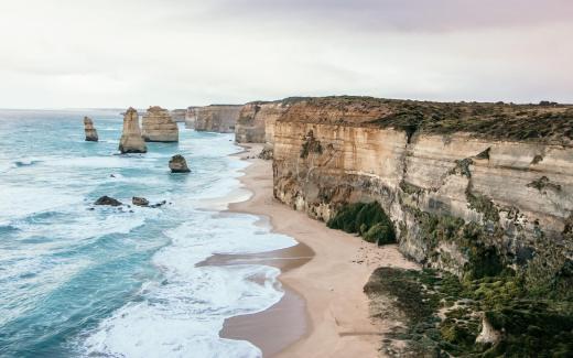 Twelve Apostles in Australien
