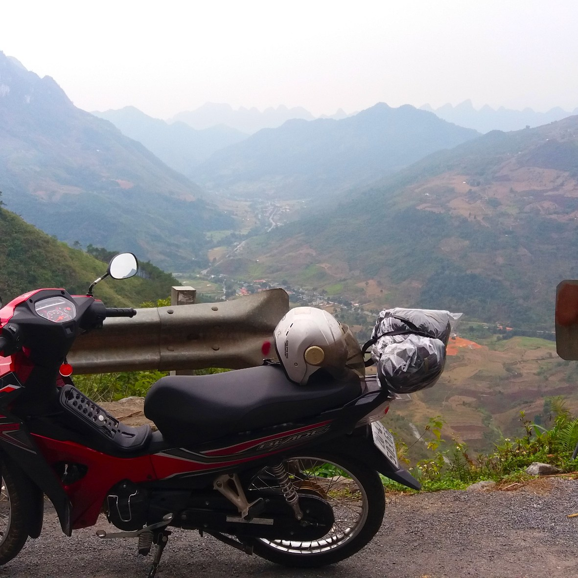 Ha Giang Loop Motorrad
