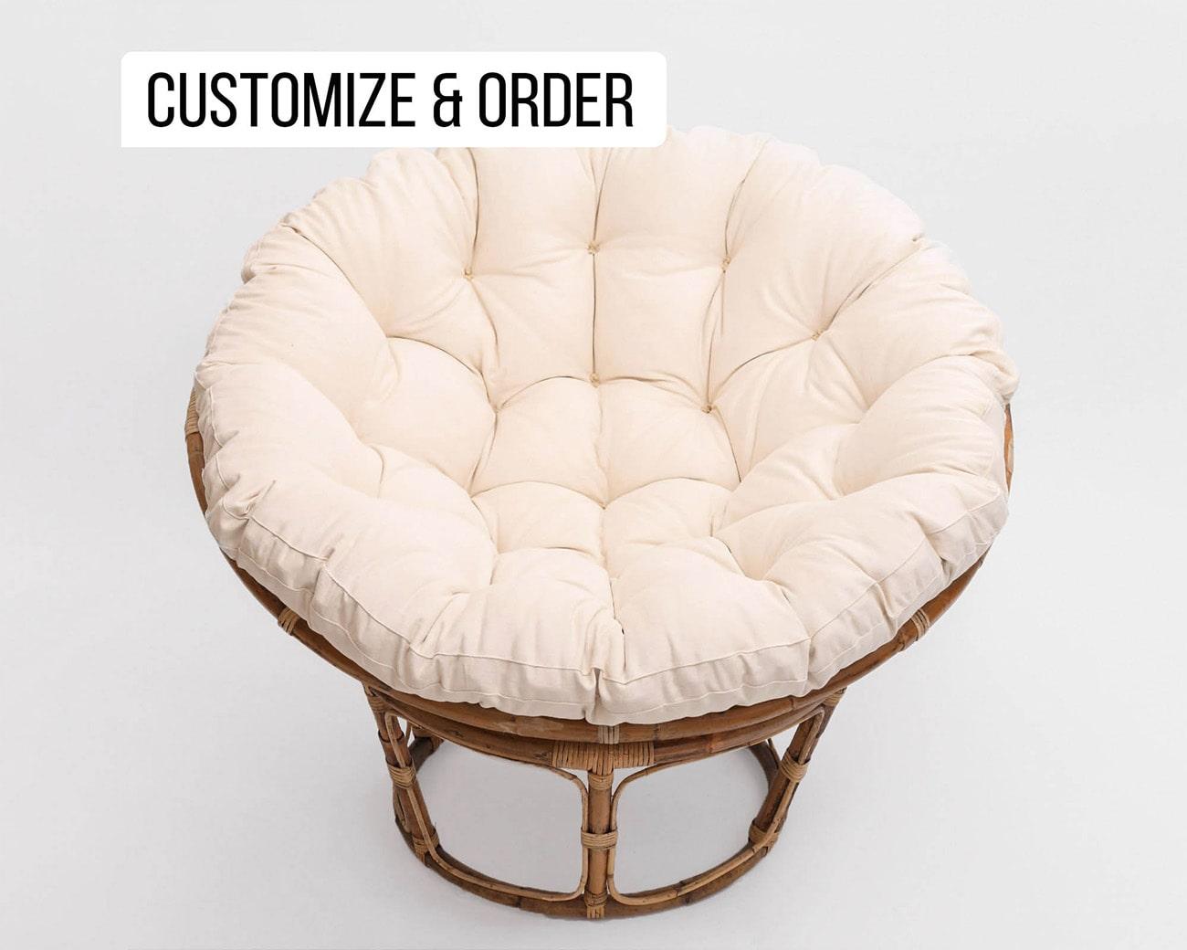 https homeofwool com shop wool papasan cushion