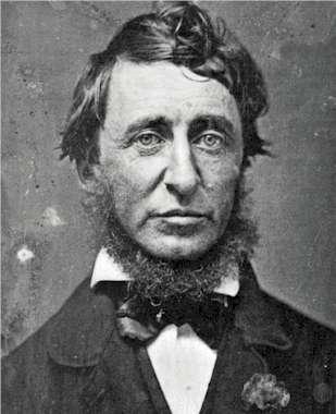 Henry David Thoreau (1817-1882)