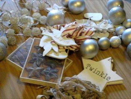 Alternative Christmas Tree decorations
