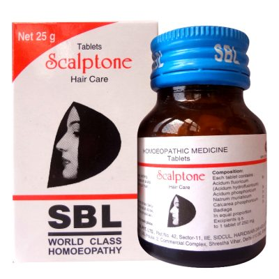 New SBL Scalptone Tablets for total hair care
