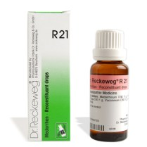Dr. Reckeweg R21 Reconstituant drops (affections of blood and skin), Eczema